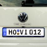 Kennzeichenhalter Hovawart