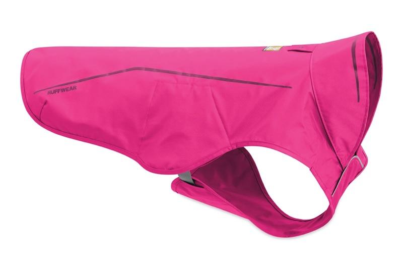 Hunderegenmantel pink