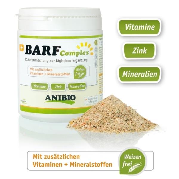 Der Körper deines Hundes erhält wichtige Vitamine und Mineralstoffe, Weizenfrei