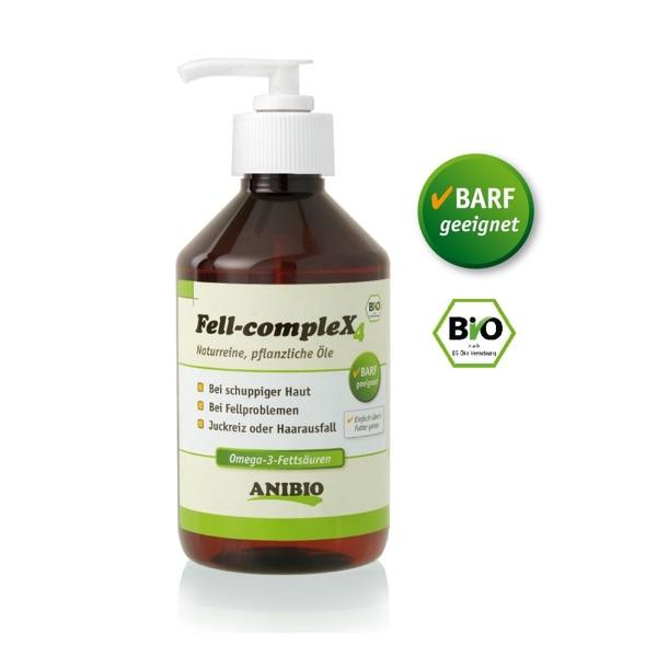 Die 4 naturreinen pflanzlichen BIO-Öle helfen bei schuppiger Haut, Fellproblemen