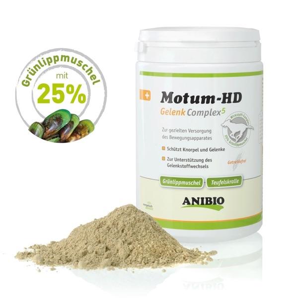 Durch Motum-HD erhält das Tier seine natürliche Bewegungsfreude zurück, was sich positiv auf die Lebensqualität auswirkt.