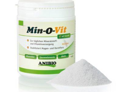bildet die Basis einer gesunden und artgerechten Fütterung mit Vitaminen und Vitalstoffen