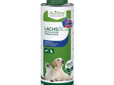 Enthält Essentielle Omega 3 & 6 Fettsäuren. Für gesunde, starke Knochen, vitale Haut und schönes Fell deines Hundes