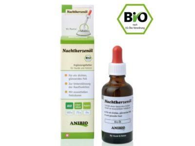 Nachtkerzenöl Sehr reich an an essentiellen Fettsäuren, sorgt für ein dichtes glänzendes Fell und eine gesunde Haut