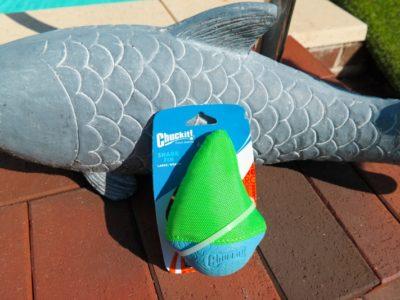 Haifischflosse Hundespielzeug
