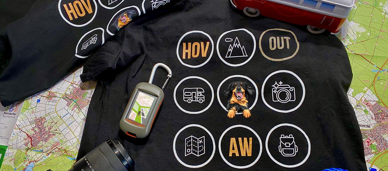Hovawart T-Shirt Fair Produziert