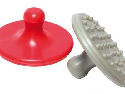 Massage Pad fördert die Durchblutung und regt das Herzkreislaufsystem an