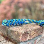 Spieldummy Weavers ist blau gelb