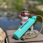 Ruffwaer-Lunker vor einem Teich