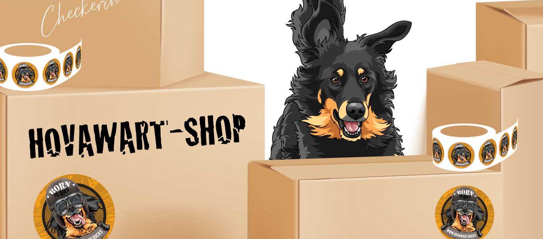 Hovawart shop Aila im Versand